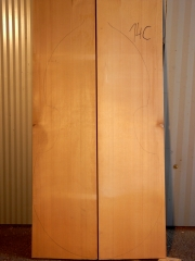 bass 014C  spruce top 2010 € 200,-- sold