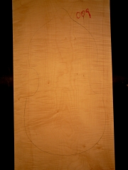 Tonewood viola da gamba 009 2010 back&ribs €150,--