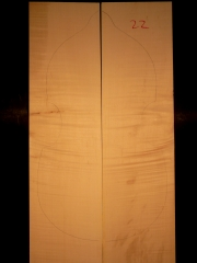 Tonewood viola da gamba 022 2009 back&ribs €150,--