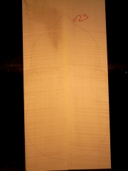 Tonewood viola da gamba 023 2009 back&ribs €150,--