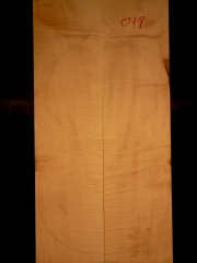 Tonewood viola da gamba 019 2012 back&ribs €150,--