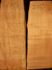 215a Tonewood Violin 2008 split bridge wood  € 50,--