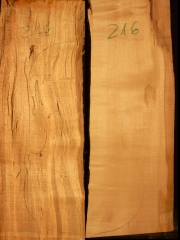 216a Tonewood Violin 2008 split bridge wood  € 50,--