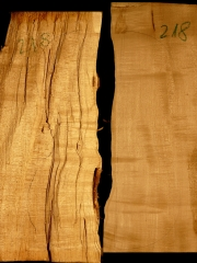 218a Tonewood Violin 2008 split bridge wood  € 50,--